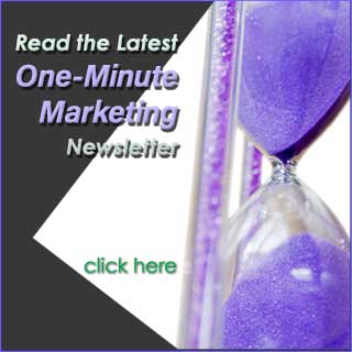 Monthly marketing newsletter